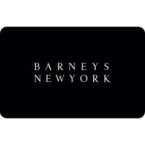 Barney's New York Credit Card & Gift Cards