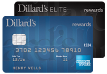 Dillard's Credit Card & Gift Cards | Department Store Credit Cards