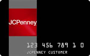 JCPenney Credit Card & Gift Cards