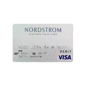 Nordstrom Credit Card & Gift Cards