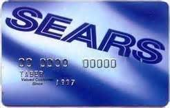 Sears Credit Card & Gift Cards