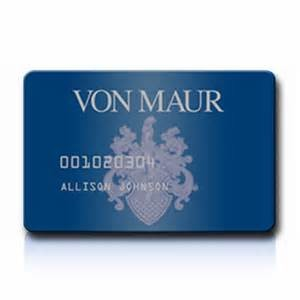 Von Maur Credit Card & Gift Cards