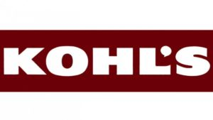 kohls credit card login